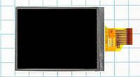 Дисплей Casio Z28 с подсветкой