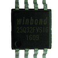 Микросхема Winbond W25Q32FVSIG, 25Q32FVSIG
