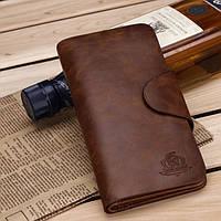 Портмоне (клатч) мужской кожаный CarWallet (Карвалет), фото 1
