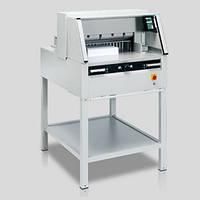 EBA 4860 резак - гильотина с функцией программирования