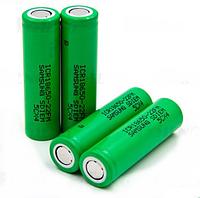 Li-ion аккумуляторы. Аккумулятор Samsung ICR18650-22F 2200 mAh. аккумуляторы общего назначения