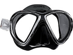 Маска MARES X-VU LiquidSkin (чёрная)