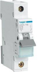 Автоматический выключатель  1Р 50А C, MC150F Hager