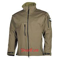 Куртка армейская камуфляж Soft Shell Australia CB Max Fuchs 03428R