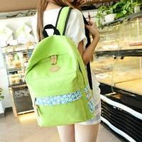 Молодежный рюкзак с принтом , фото 1