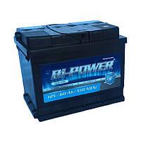 Акумулятор Bi-Power Classic 60Ah 510 А[EN] (-/+)