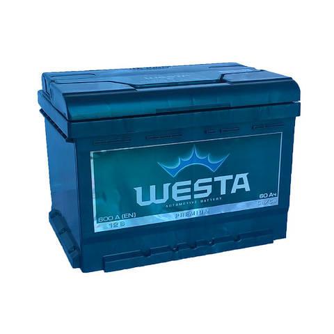 Акумулятор Westa Premium 60Ah 600A[EN] (+/-)