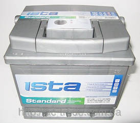 Аккумулятор ISTA Standart 6СТ-50Ач L+ EN 420