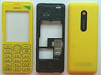 Корпус High Copy к мобильному телефону Nokia 206 Asha, full