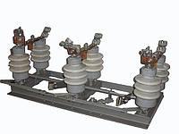 Роз'єднувач РЛНДз-10/400У1 з приводом ПР-01-01У1