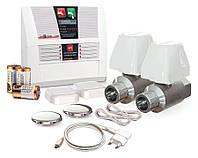 Беспроводная система защиты от протечки воды  Аквасторож Эксперт 4 поколения Радио 2 x 20 - ТН35