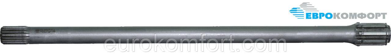 Вал задний правый (прямобочный шлиц) Т-150 151.39.101-4