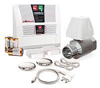 Беспроводная система защиты от протечки воды  Аквасторож Эксперт 4 поколения Радио 1 x 25 PRO - ТН36