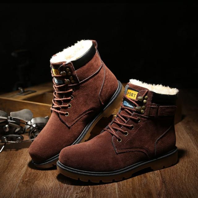 Мужские ботинки отличного качества по доступным ценам