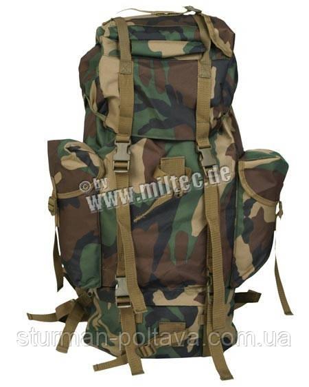 Немецкий  рюкзак на 65 л  вудланд  MiL-Tec  Германия