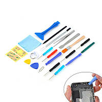 Инструмент для ремонта телефонов, планшетов 22 позиции