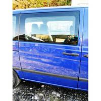 Дверь боковая сдвижная к Mercedes-Benz Vito (Viano) Мерседес Вито Виано  W 639 (109, 111, 115, 120)