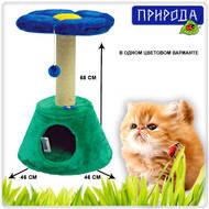 Дряпка для кота «Клумба»