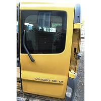Дверь задняя правая 7751474736, двері задні праві Opel Vivaro II Опель Виваро Віваро (2001-2007)