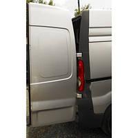 Дверь задняя высокий кузов правая, двері високий кузов права к Opel Vivaro Опель Виваро Віваро