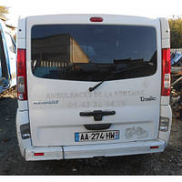 Дверь задняя - ляда  Opel Vivaro 2001-2014г