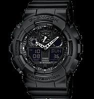 Часы Casio Original G-Shock GA-100-1A1ER черные, фото 1