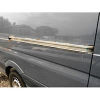 Направляющая бок двери, рейка на Mercedes-Benz Sprinter, Мерседес Спринтер 906 (313, 315,318)