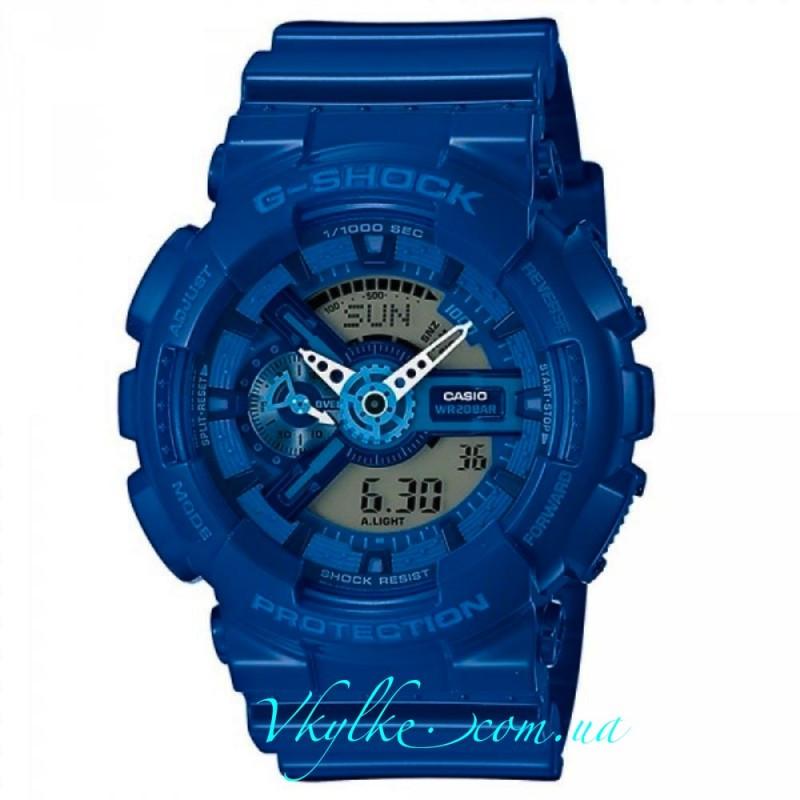 Годинник Casio Original G-Shock GA-110BC-2AER сині