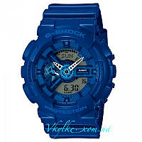 Часы Casio Original G-Shock GA-110BC-2AER  синие