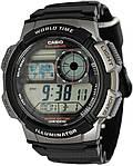 Годинник Casio Original AE-1000W-1B чорні з сірим