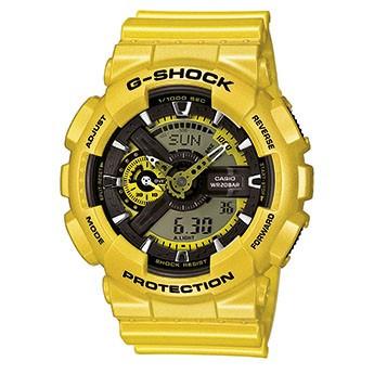 Часы Casio Original G-Shock GA-110NM-9AER желтые