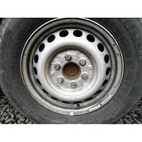 Диск металический колесный на Mercedes-Benz Sprinter, Мерседес Спринтер 906 (313, 315,318)