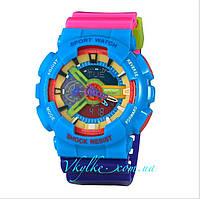 Мужские часы Casio G-Shock GA-110 цветные