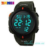 Мужские спортивные часы Skmei 1068 зеленые