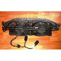 Вентилятор радиатора кондиционера Mercedes Vito W 639 2.2 Cdi OM 646 Vivaro 2003-2010гг, фото 1