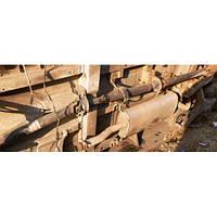 Глушитель к Mercedes Vito W 639 (109,111,115,120)(Viano) 2003-2010гг, фото 1