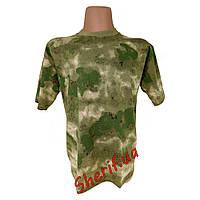 Футболка  камуфляж A-TACS FG Max Fuchs T-Shirt 00104E