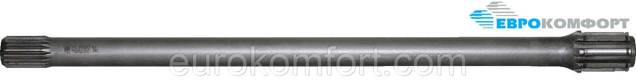 Вал задний левый  (прямобочный шлиц) Т-150 151.39.102-4