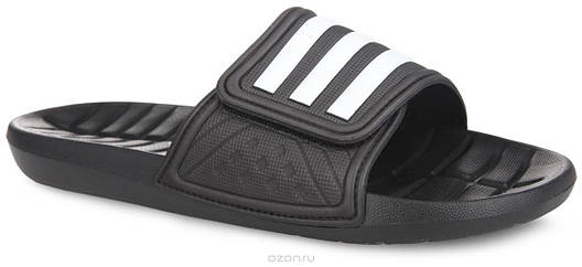 Тапочки adidas Kyaso Adapt мужские оригинал, фото 2