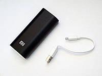 Компактный Power Bank Mi 6000 mAh портативное зарядное. Отличное качество. Интернет магазин. Код: КДН366