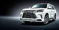 Тюнинг обвес накладки бампера Modellista Lexus LX 570 2016