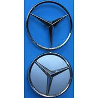 Хромированная накладка, эмблема на Mercedes-Benz Vito (Viano) Мерседес Вито Виано W 639 (109, 111, 115, 120)