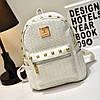 Маленький рюкзак с заклепками, фото 3
