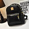 Маленький рюкзак с заклепками, фото 6