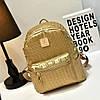 Маленький рюкзак с заклепками, фото 2