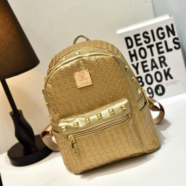 fe014a172781 Маленький рюкзак с заклепками. Купить в интернет-магазине Mak-Shop ...
