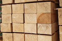 Брус сосновый- 50×100мм