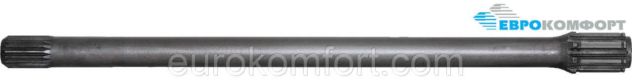 Вал передний правый (прямобочный шлиц) Т-150 151.39.103-4