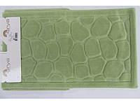 Набор ковриков для ванной и туалета Arya Tas 2 Пр. 60Х100