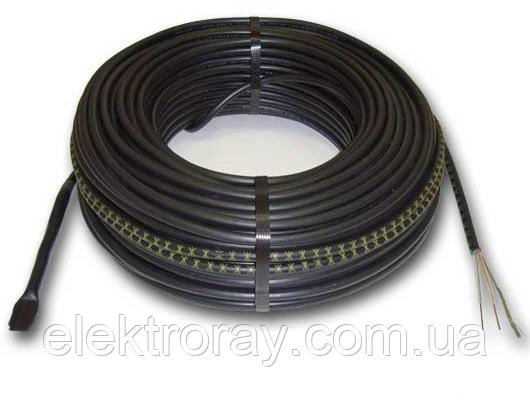 Теплый пол Hemstedt двужильный кабель 1250 ВТ S= 7,4-9,2 м²
